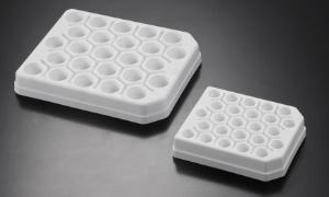 VWR® Plastic Racks for 15 ml and 50 ml Conical-Bottom Tubes, Polypropylene, Sterile, Standard Line