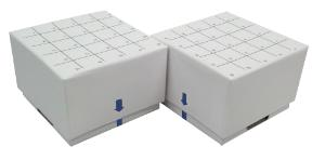 VWR® CryoPro® Fiberboard Storage Boxes and Dividers