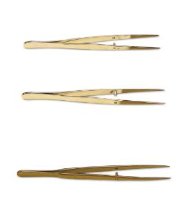 SCIENCEWARE® Teflon® Coated, Steel Forceps, Bel-Art