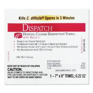 Disinfectant Towels