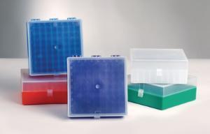 VWR® Stackable Freezer Boxes