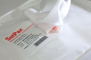 SatPax® 1200-R Pre-Wetted Cleanroom Wipers, Berkshire