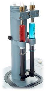Detailed Dual Syringe