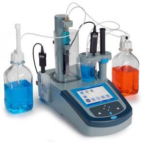 TitraLab® AT1000 Series Potentiometric Titrator, 1 Burette, 2 Pumps, Hach