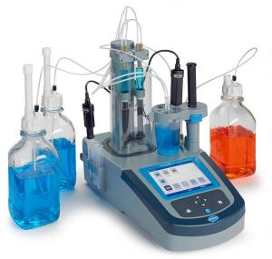 TitraLab® AT1000 Series Potentiometric Titrator, 2 Burettes, 2 Pumps, Hach