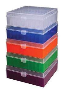 PolarSafe™ 100-Place Freezer Storage Boxes, Argos Technologies
