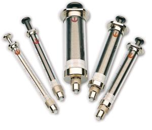General Purpose Manual Syringes, SGE