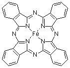 Iron(II) Phthalocyanine ≥95.0% (by titrimetric analysis)