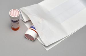 White Pharmacy Bags