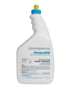PeridoxRTU® Sporicidal Disinfectant and Cleaner
