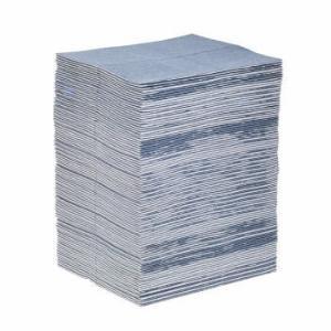 Pig Blue® Absorbent Mat Pad, New Pig