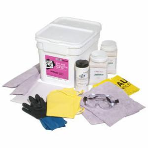 PIG® Acid Neutralizing Spill Kit in Bucket, New Pig