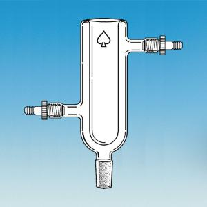 Vacuum Traps, Dewar Type with Ace-Thred Inlet/Outlet, Ace Glass