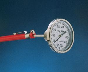 VWR® Bi-Metallic Dial Thermometer