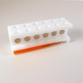 12-Tube Magnetic Separation Rack