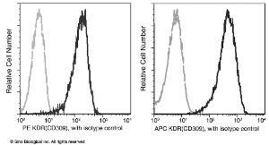 Anti-KDR Rabbit Monoclonal Antibody (APC (Allophycocyanin)