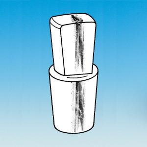 PTFE Stopper, Micro, Ace Glass Incorporated
