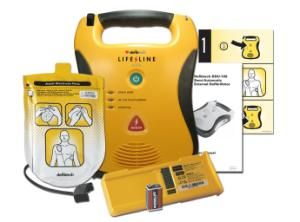 AED Lifeline and Lifeline View Automated External Defibrillators, Defibtech