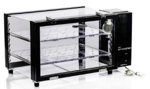 SCIENCEWARE® Dry-Keeper™ Horizontal Auto-Desiccator Cabinet, Bel-Art