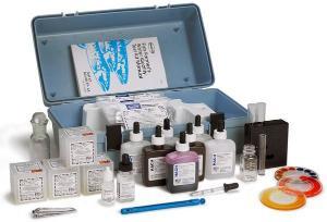 Nine-Parameter Test Kit, Model FF-1A, Hach
