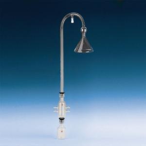 Air Sampling System, C.A.R.B. Octopus Glass, Ace Glass