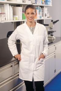 VWR® Women's Lab Coat, Reusable