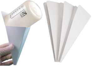 VWR® Disposable Paper Lab Funnel, Mini Eco