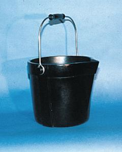 VWR® Rubber Acid Bucket