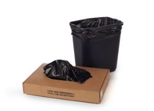 VWR® Black Linear Low Density Liners