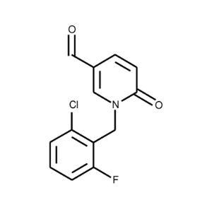 1-(2-Chloro-6-fluorobenzyl)-6-oxo-1,6-dihydro-3-pyridinecarbaldehyde ≥95%
