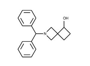 2-Benzhydryl-2-azaspiro[3.3]heptan-5-ol ≥95%