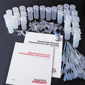 Ward's® Simulated Disease Transmission Lab Activity