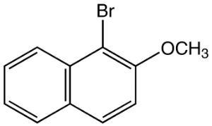 1-Bromo-2-methoxynaphthalene 97%