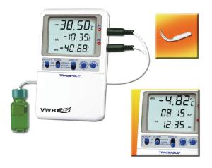 VWR® Traceable® Platinum High-Accuracy Refrigerator Thermometer