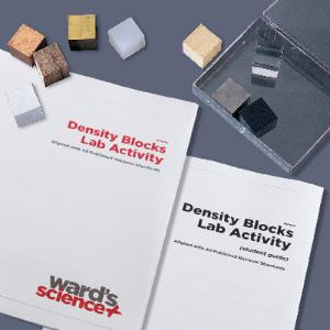 Ward's® Density Blocks Lab Activity