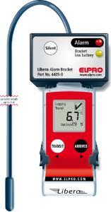 Te1-NY Data Logger with 1M Sensor and Alarm