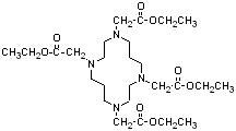 Tetraethyl 1,4,8,11-Tetraazacyclotetradecane-1,4,8,11-tetraacetate ≥97.0%