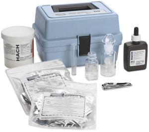 Dissolved Oxygen Test Kit, Model OX-2P, Hach