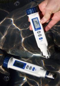 pH and ATC Pens, Large Display, Sper Scientific