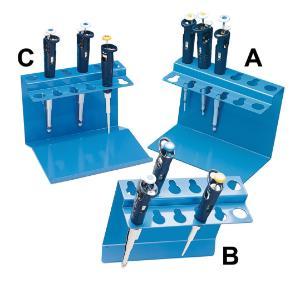SCIENCEWARE® Poxygrid® Microliter Pipettor Racks for Gilson Pipetman®, Bel-Art