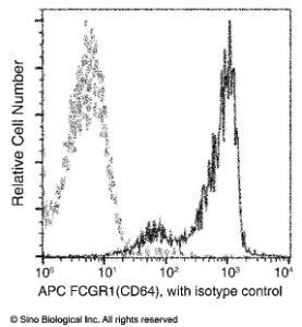Anti-CD64 Rabbit Monoclonal Antibody (APC (Allophycocyanin)) [clone: 005]