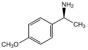 (S)-(-)-4-Methoxy-α-methylbenzylamine ≥99%, ee 98%, ChiPros®