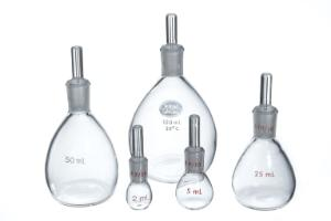 Gay-Lussac Specific Gravity Bottles, Wilmad-LabGlass