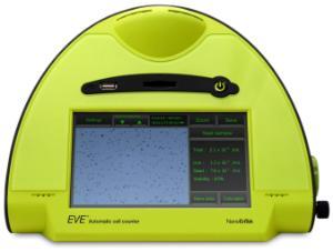 EVE™ Automated Cell Counter, NanoEnTek
