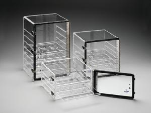 Nalgene® Desiccator Cabinets, Acrylic, Thermo Scientific