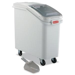 Ingredient Bin with Silidng Lid and Scoop