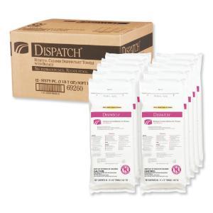 Towel Dispatch