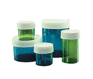 Nalgene® Polycarbonate Straight-Sided Wide-Mouth Jars, Thermo Scientific