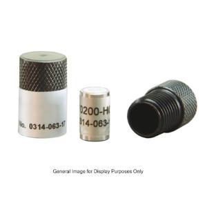 Partial slit septa/cap pk 100