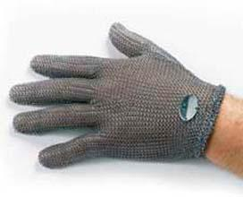 Whizard Stainless Steel Mesh Glove Wells Lamont